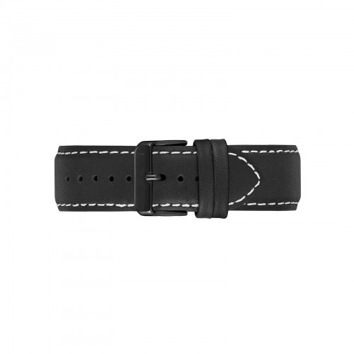 NOIR/ BLACK 22MM TLB-AC006