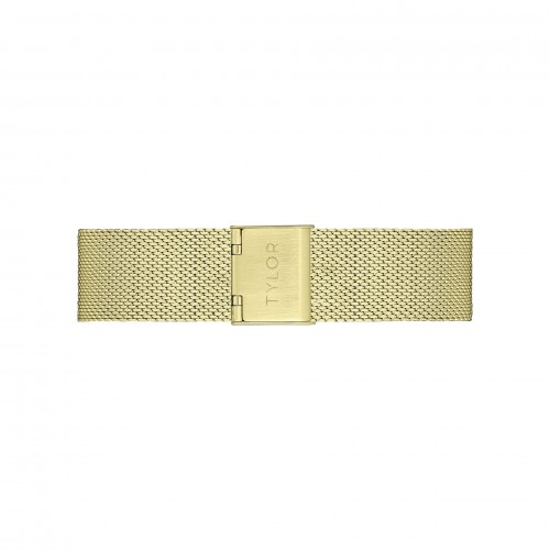 GOLD MESH 18MM TLB-AD011