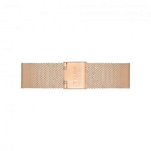 ROSE GOLD MESH 18MM TLB-AD012