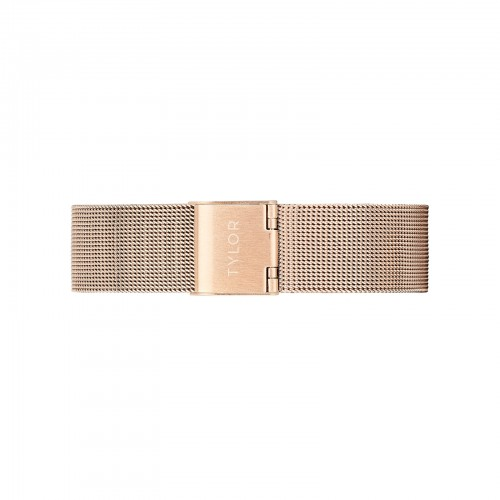 ROSE GOLD MESH 16MM TLB-AF007